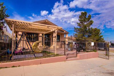 El Paso Single Family Home For Sale: 2525 Federal Avenue