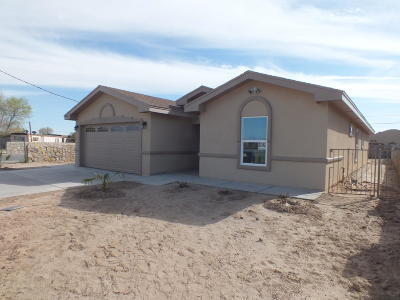 San Elizario Single Family Home For Sale: 12940 Alnor Street