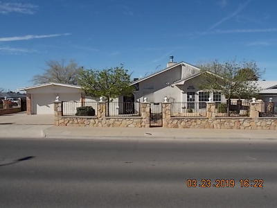 Single Family Home For Sale: 10309 Montwood Drive