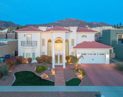 Franklin Hills Single Family Home For Sale: 6360 Franklin Crest Drive
