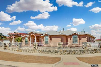 Single Family Home For Sale: 11461 Menlo Avenue