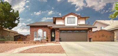 Vista Hills Single Family Home For Sale: 12151 Frank Cordova Circle