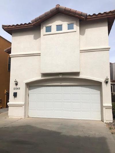 Single Family Home For Sale: 12265 Gaudi Way