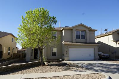 El Paso TX Single Family Home For Sale: $209,000