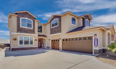 Single Family Home For Sale: 12576 Globe Mallow