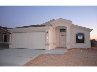Horizon City Single Family Home For Sale: 13949 Flora Vista Avenue