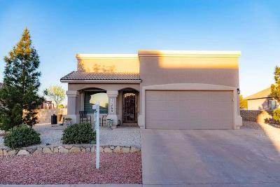 Socorro Single Family Home For Sale: 11460 Flor Veronica Drive