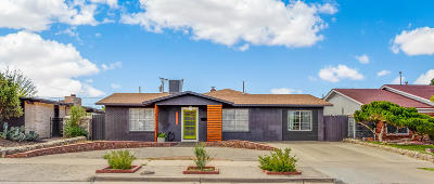 El Paso Single Family Home For Sale: 10208 Garwood Court