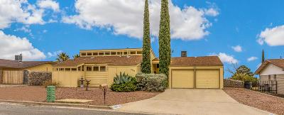 Single Family Home For Sale: 2800 Rocky Ridge