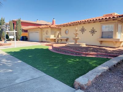 Vista Hills Single Family Home For Sale: 1954 Bay City Place