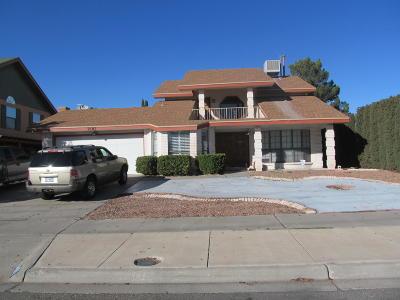Single Family Home For Sale: 2101 E Glen Drive