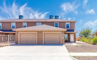 El Paso Multi Family Home For Sale: 1591 Hartsdale Drive #A&B