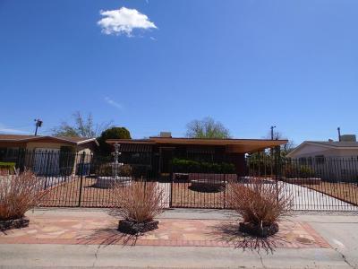 El Paso Single Family Home For Sale: 1500 Likins Drive