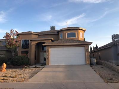 Single Family Home For Sale: 3864 Tierra Campa Drive