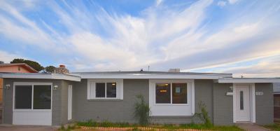 El Paso Single Family Home For Sale: 4508 Memphis Avenue