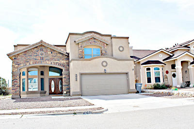 Single Family Home For Sale: 5044 Lone Cactus Court