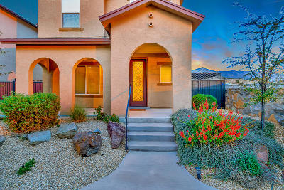 El Paso Single Family Home For Sale: 6716 Red Canyon Sage Lane