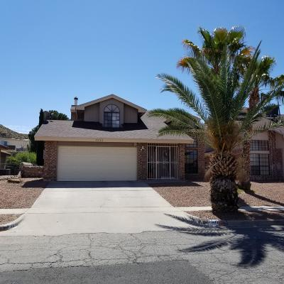 Single Family Home For Sale: 7532 Medano Drive