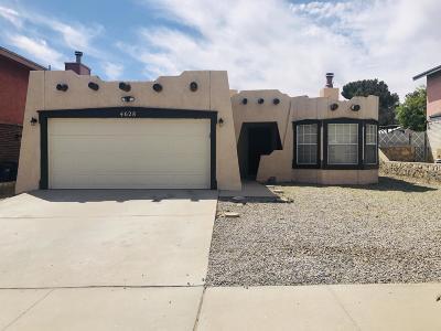 North Hills Single Family Home For Sale: 4628 Loma De Cobre Drive