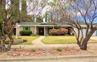 Horizon City Single Family Home For Sale: 14836 Holden Circle