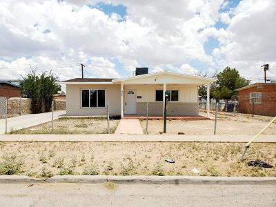 Single Family Home For Sale: 5717 Tetons Drive