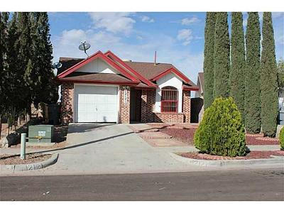 Vista Hills Rental For Rent: 12121 Robert Rivera Lane