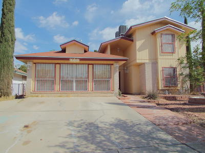 Single Family Home For Sale: 12181 Jose Cisneros Drive