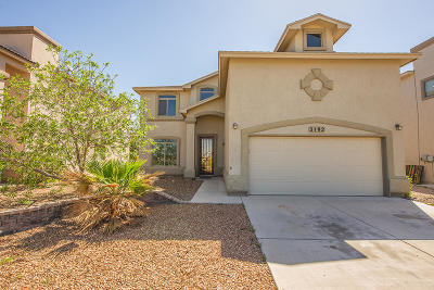 Single Family Home For Sale: 3102 Hidden Creek Drive