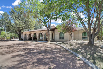El Paso Single Family Home For Sale: 764 Country Club Road