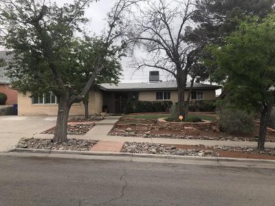 El Paso Rental For Rent: 316 Coral Hills Road