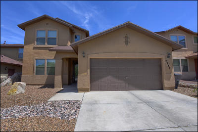 Single Family Home For Sale: 7341 Black Sage Drive