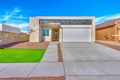 Horizon City Single Family Home For Sale: 12477 Knightsbridge Drive