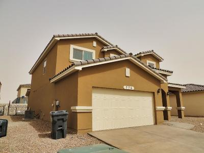 Horizon City Single Family Home For Sale: 776 Rakas Road