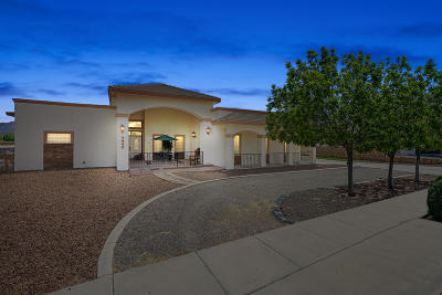 El Paso Single Family Home For Sale: 5940 Valley Road