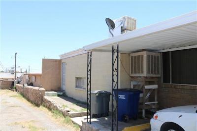 Multi Family Home For Sale: 3724 Dyer Street #4