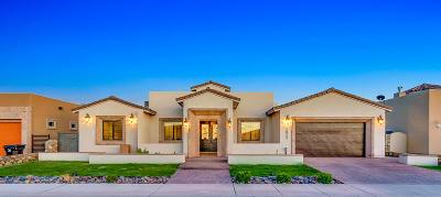 Single Family Home For Sale: 2024 Hacienda Sol Drive