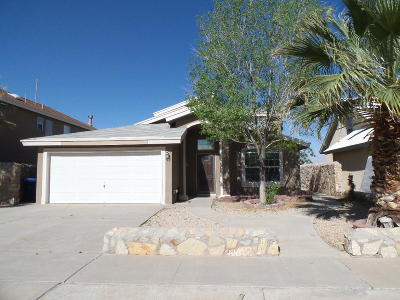 Single Family Home For Sale: 6153 Night Fall Place