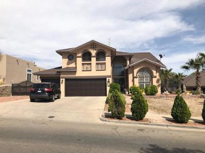 Single Family Home For Sale: 1370 Whirlaway Drive