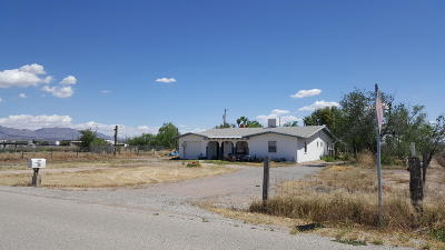 Upper Valley Single Family Home For Sale: 894 Gato Road