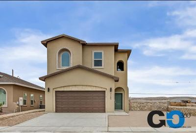 El Paso TX Single Family Home For Sale: $229,500