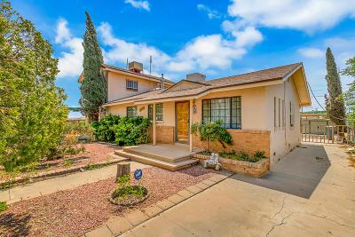 Single Family Home For Sale: 7416 Alpha Avenue