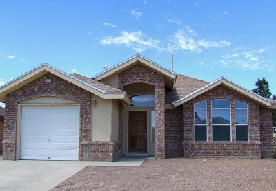 Socorro Rental For Rent: 10782 Spring Valley Circle
