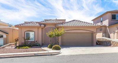 El Paso Single Family Home For Sale: 1616 Villa Del Sol Street
