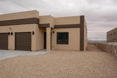 Single Family Home Active With Contingency: 8808 Eclipse Street #B