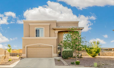 Single Family Home For Sale: 14371 Whisper Mare Court