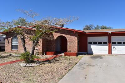 El Paso Rental For Rent: 3417 Guthrie Street