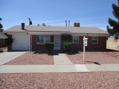 El Paso Rental For Rent: 9520 Kilmaltie Drive