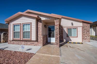 El Paso Rental For Rent: 1665 Saint Abraham