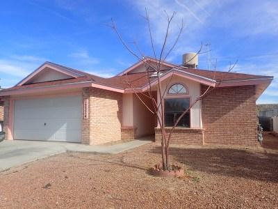 El Paso Rental For Rent: 12274 Delacroix