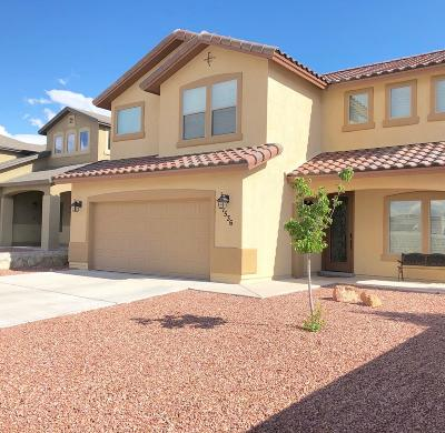 El Paso TX Single Family Home For Sale: $239,900